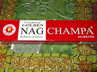 incienso Satya Nag Champa Golden